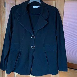 Habitat Women's Black Jacket Medium